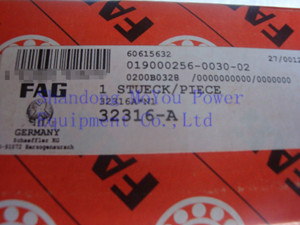 FAG 32316-A Bearings