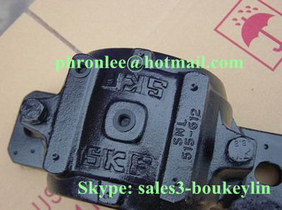SNL515-612 Split Plummer Block Bearing Housings 65x115x280mm