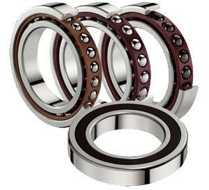 71903C/DF bearing 17x30x14mm