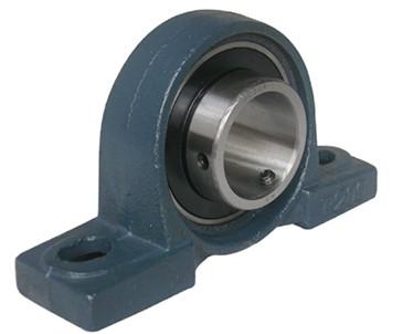 UB201 pillow bock ball bearing 12x40x22mm