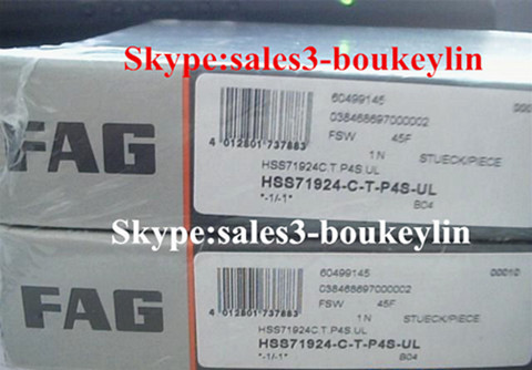 HSS71922-C-T-P4S Spindle Bearing 110x150x20mm