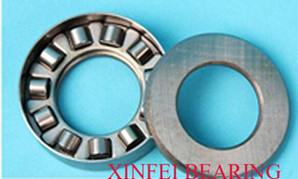 T86W Thrust Tapered Roller Bearings 20.257X39.688X14.288mm