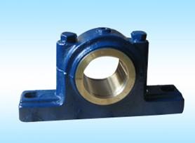 UEL317 pillow bock bearing 85x180x109.5mm