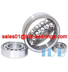 1205 Self-Aligning Ball Bearings 25X52X15MM
