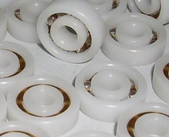 PEEK 6800 Plastic Bearings 10x19x5mm