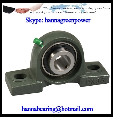 UCPX14 Medium Duty Pillow Block Bearing 70x330x172mm
