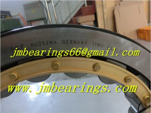 NU204 E C3 Cylindrical Roller Bearing 20X47X14MM