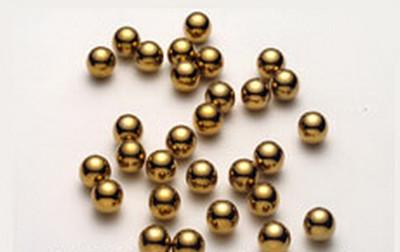 10.0mm Brass Ball G100/G200/G500/G1000