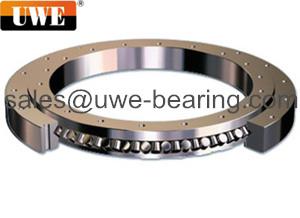 XU 12 0222 without gear teeth cross roller bearing