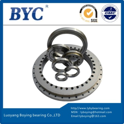 RB15013UUCC0 P5 crossed roller bearing|thin section slewing bearing150x180x13mm