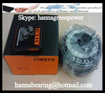 497A/493DC Inch Taper Roller Bearing 85.725x136.525x69.85mm