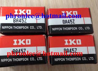 BA 1110 Z Needle Roller Bearing 17.462x22.225x15.88mm