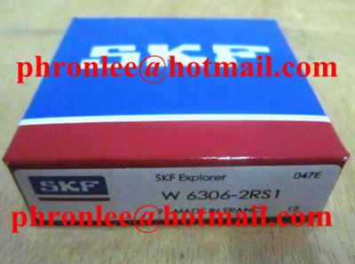 W6908-2RS Deep Groove Ball Bearing 40x64x12mm