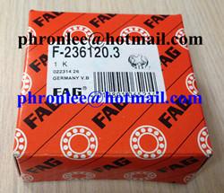 F-236120.3 Angular contact ball bearing 30.162x64.292x23mm