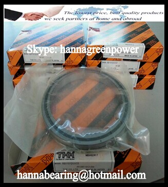 RB20035 Crossed Roller Bearing 200x295x35mm