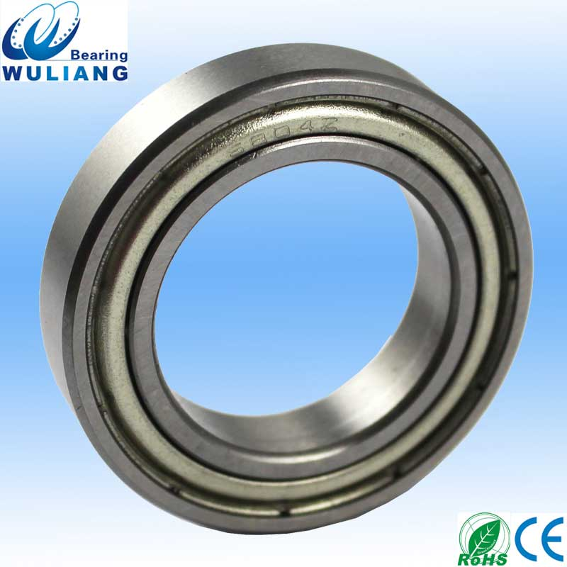 SS6808zz SS6808-2RS Stainless Steel Ball Bearing 40x52x7mm
