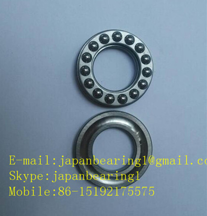 Inch thrust all bearing XW4 101.6x133.35x22.225mm used in Vertical shaft