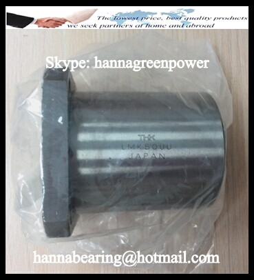 LMK 50L Flange Linear Ball Bearing 50x80x192mm