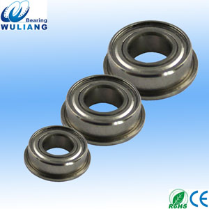 MR84 Flanged Miniature ball bearing
