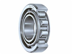 NU208ECP Cylindrical Roller Bearing 40*80*18mm