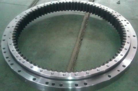 VLU200644ZT-1 light-load four-point contact ball slewing bearing