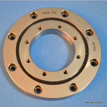 RU85 Cross Roller Bearing- Inner/Outer Rotation, 55mm ID x 120mm OD x 15mm Width