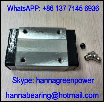 MESG25 Linear Guide Block / Linear Way 48x102x33mm
