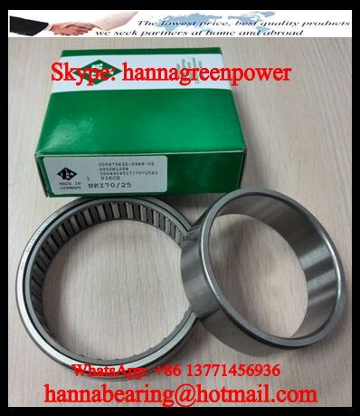 NKI40/20-TV Needle Roller Bearing 40x55x20mm
