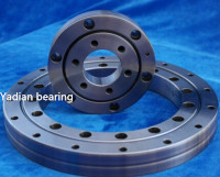 CRBF 5515 AT UU C1 P5 Crossed Roller Bearings 55x120x15mm with mounting hole