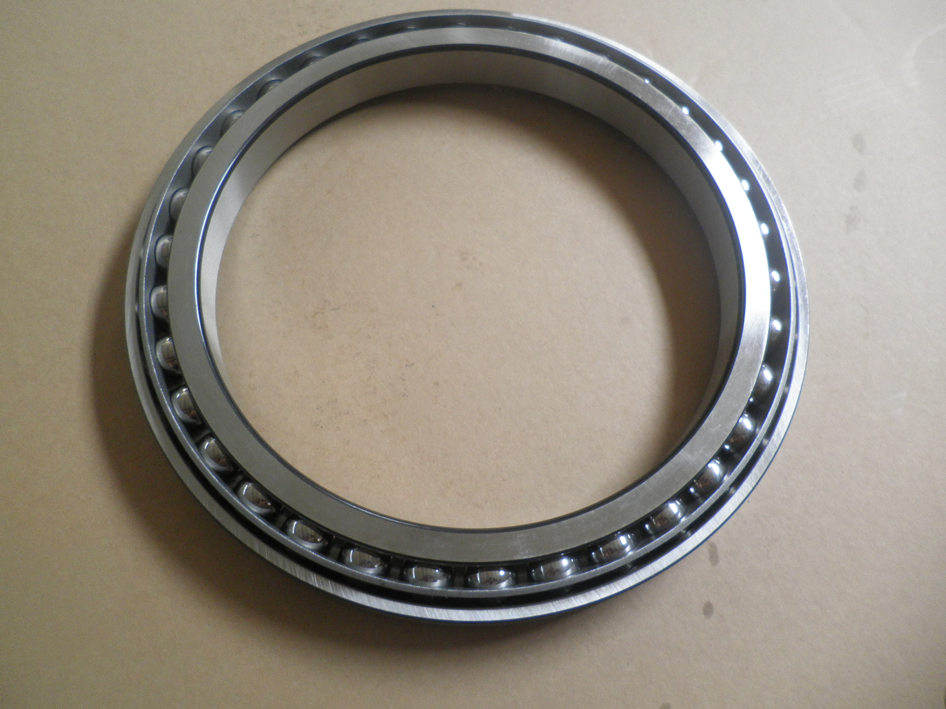 AC6037 Excavator bearing Angular Contact Ball Bearing 300X370X33mm