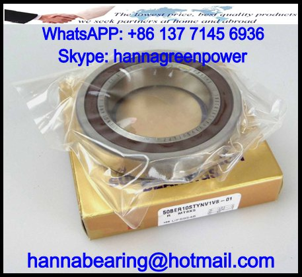 35BER10S Angular Contact Ball Bearing 35x62x14mm