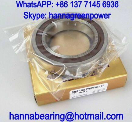 95BER10X Angular Contact Ball Bearing 95x145x24mm