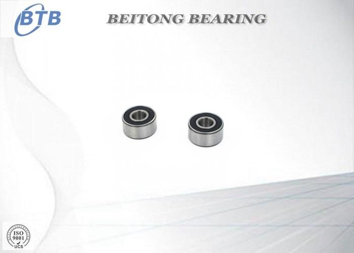 Wide Deep Groove Ball Bearing 62201 - 2RS Thicken External Upset