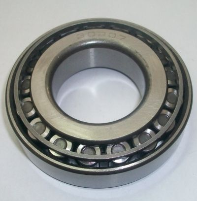 30207 J2/Q tapered roller bearing 35mmx72mmx18.25mm