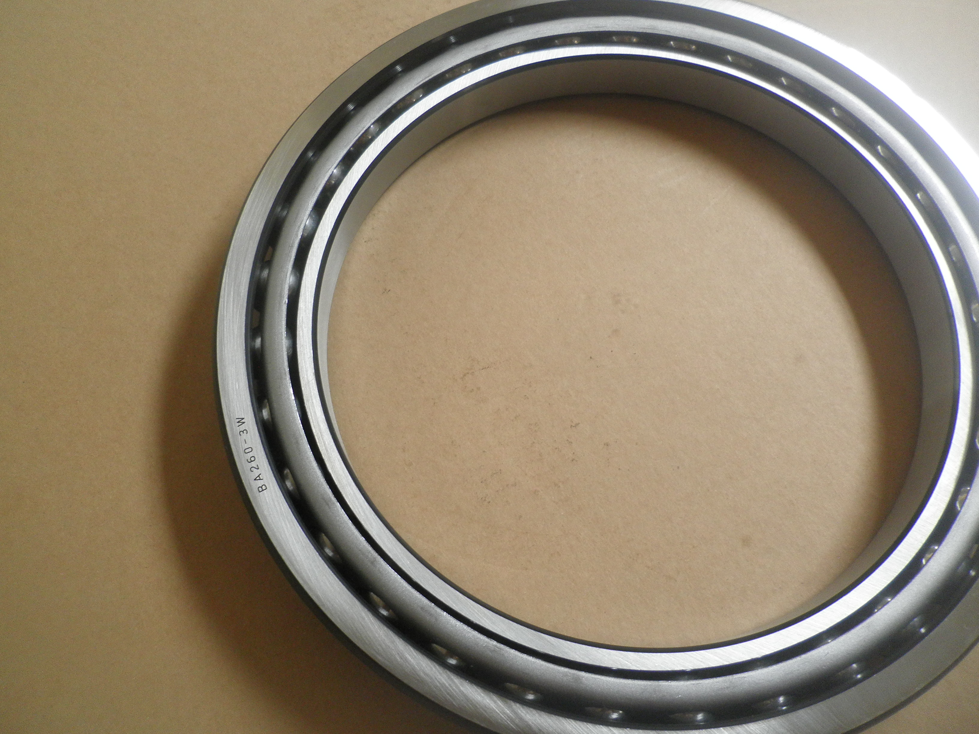 BA222-1WSA Excavator Bearing Angular contact ball bearing 222X273X26mm