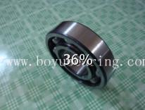 6024 Deep groove ball bearing 120*180*28mm