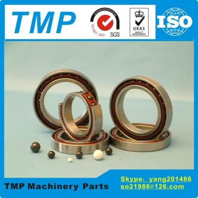 B7011C HQ1 P4 Ceramic Ball Bearings (55x90x18mm)