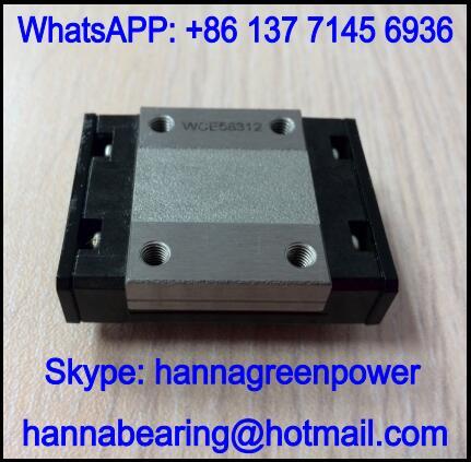 SBM15-C Linear Guide Block / Linear Motion Bearing 32x43x16mm