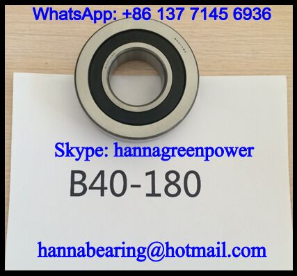 B40-180VV High Speed Motor Bearing 40*90*23mm