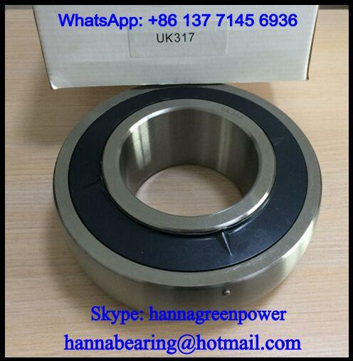 UK305 Shaft 20mm Insert Ball Bearing 20x62x27mm