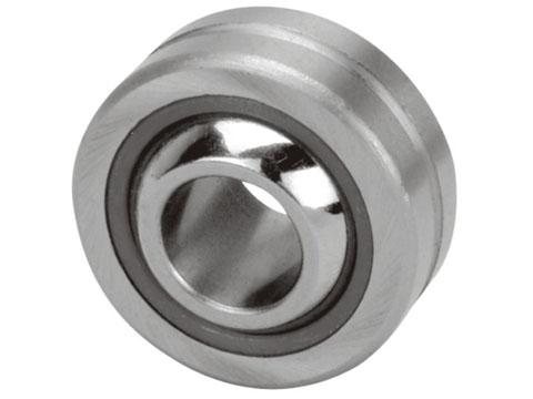 GEH 45 ES-2RS Radial Spherical Plain Bearing 45x75x43mm