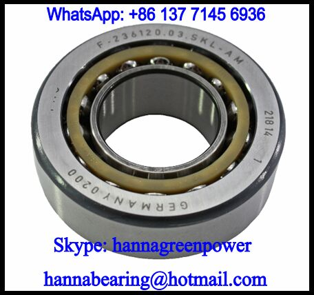 F-236120.12 BWM Differential Ball Bearing 30.162x64.292x23mm