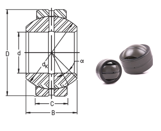GE110DO bearings Manufacturer, Pictures, Parameters, Price, Inventory status.
