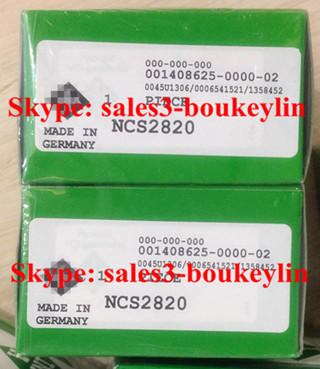 NCS2416 Needle Roller Bearing 38.1x52.388x25.4mm