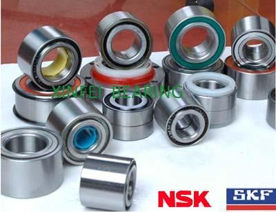 DAC255000206 front wheel hub bearing 25X50X20.6mm
