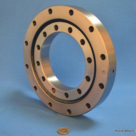 RKS.060.20.0744 slewing ring bearing 672*816*56mm
