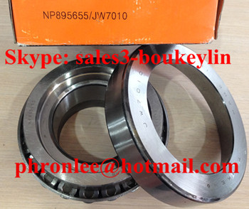 NP895655/JW7010 Tapered Roller Bearing 68x140x27/60mm