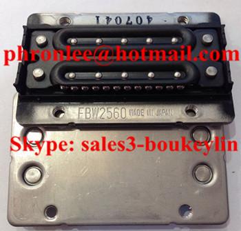 FBW2560XR UU + 1040L Linear Guideway Slider