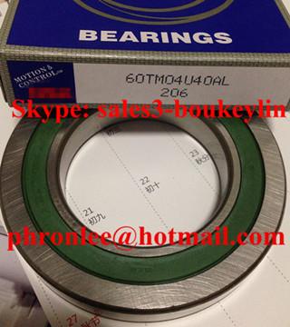 60TM04N Deep Groove Ball Bearing 60x101x17mm