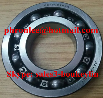 EC-SC07B44 Deep Groove Ball Bearing 44x70x14mm